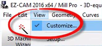 view-customize