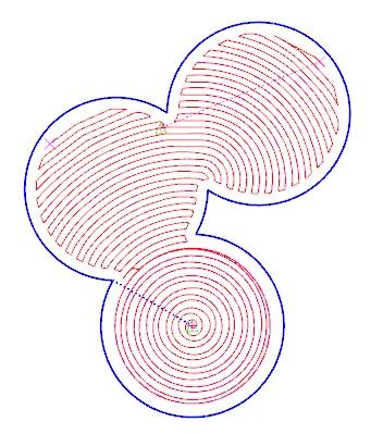 Ezcam-Pocketing-Cycle-Trochoidal-Strategy