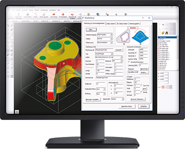 Ezcam Solutions Inc  – Cad/Cam Software – CNC Simplified